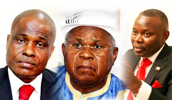 RDC: Tshisekedi, Kamerhe et Fayulu appellent au rassemblement populaire contre la révision constitutionnelle