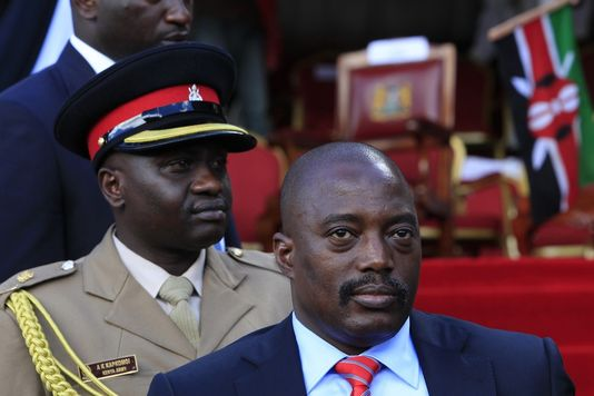 Un opposant congolais tabassé par des gardes du corps de Joseph Kabila à Washington