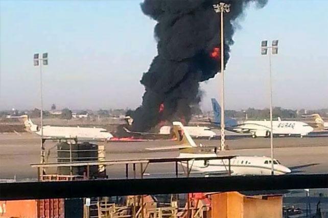 Libye: les miliciens islamistes de Misrata contrôlent l'aéroport de Tripoli