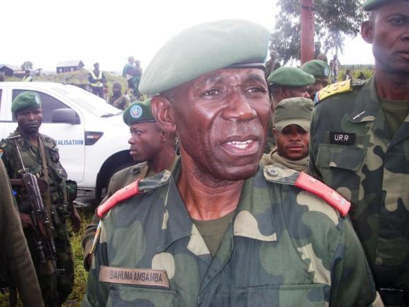 RDC- le général Lucien Bahuma empoisonné par Joseph Kabila, est mort