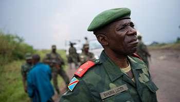 RDC: émotion après la mort du général Bahuma, héros discret des FARDC