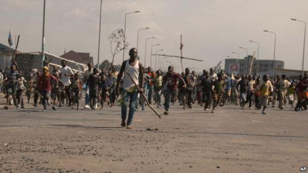 RDC: une nouvelle attaque meurtrière fait 8 morts aux abords de Goma