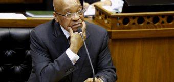 Afrique du Sud: l'opposition tente d'obtenir une procédure de destitution du président Zuma