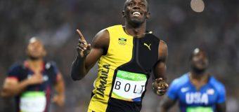 Athlétisme: Usain Bolt reste le roi du 100 mètres aux JO 2016