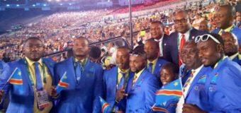 Echos de JO de Rio : la RD Congo participe avec huit athlètes