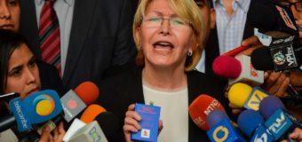 Venezuela: l'ex-procureure accuse Maduro de corruption et craint pour sa vie