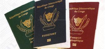 RD Congo: le torchon brûle avec les passeports de la colère