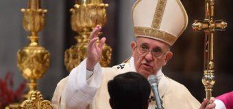 Le pape François n'effectuera pas de visite en RDC avant les élections