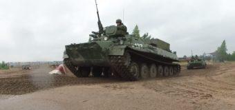 Moscou lance de grandes manœuvres militaires en Biélorussie