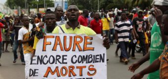 Réforme constitutionnelle au Togo: la tension toujours vive à Lomé