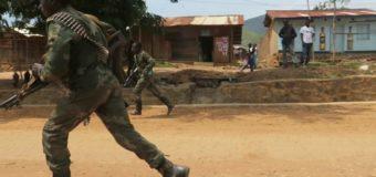 RDC: deux militaires se disputent une même femme, trois morts