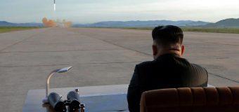 Corée du Nord: Pyongyang tire son missile intercontinental le plus puissant