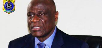 RDC: arrestation du président de la FECOFA Constant Omari et trois autres hauts responsables