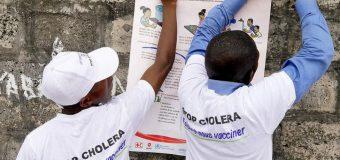 RDC: l'épidémie de choléra progresse plus rapidement que prévu à Kinshasa, la capitale