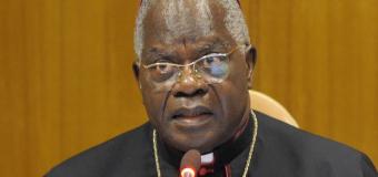 Répression des marches anti-Kabila: le cardinal Monsengwo monte au créneau