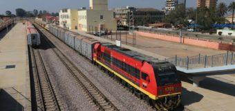 La liaison ferroviaire Angola-RDC rétablie après 34 ans d'interruption