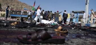 Afghanistan: au moins 31 morts et 54 blessés dans un attentat-suicide à Kaboul