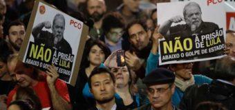 Le Brésil s'enfonce dans la crise avec l'emprisonnement de l'ex-président Lula