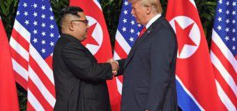 Sommet Kim-Trump à Singapour: enthousiasme et prudence après l'accord entre les deux dirigeants