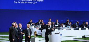 La Coupe du Monde 2026 sera organisée par les Etats-Unis, Canada et Mexique
