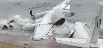 Soudan du Sud: un avion s'écrase dans un lac, faisant 17 morts