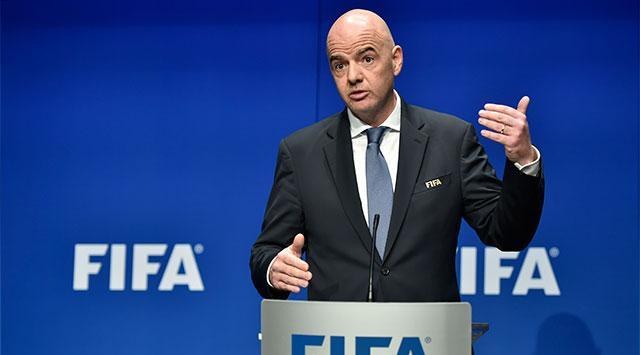 Le président de la Fifa, Gianni Infantino, obtient le «soutien de l'Afrique » pour sa réélection