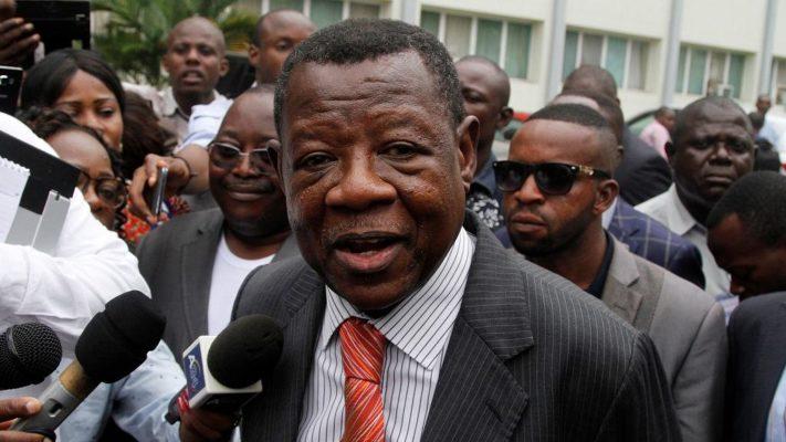Entrepôt de la Ceni parti en fumée à Kinshasa: Mende accuse Fayulu de la coalition Lamuka