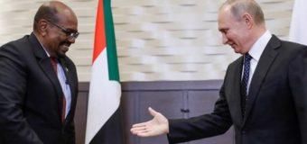 Moscou confirme la présence d'«instructeurs militaires» russes au Soudan