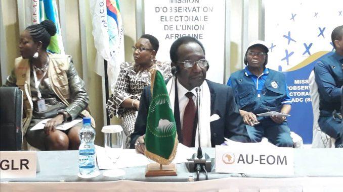 RDC-Elections: pour l'Union Africaine, les résultats doivent etre «conformes au vote» des Congolais