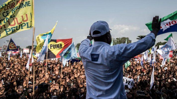 RDC: la coalition Lamuka pro-Fayulu dénonce des appels à la « haine tribale » contre Félix Tshisekedi
