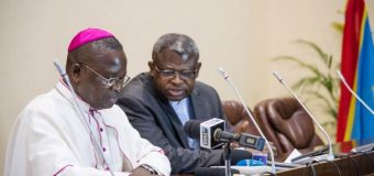 RDC: la Cenco qualifie d'«entorse» la nomination du nouveau Premier ministre