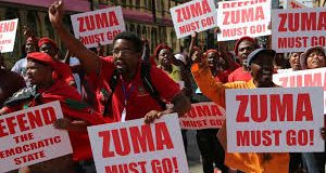 Afrique du Sud: des manifestations pour réclamer le départ de Zuma