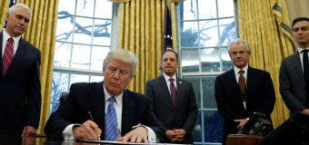 Etats-Unis: un décret de Donald Trump permet aux églises de faire de la politique
