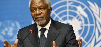 La RDC est en «grand danger» pour Kofi Annan et 9 anciens présidents africains