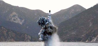La Corée du Nord a lancé un nouveau missile au-dessus du Japon