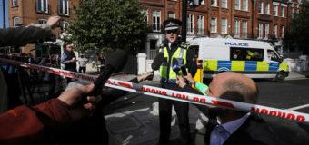 Explosion dans le métro à Londres: «l'engin explosif a mal fonctionné»