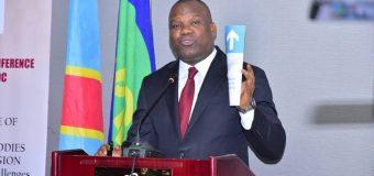 RDC: présentation de la «machine à voter» de toutes les polémiques